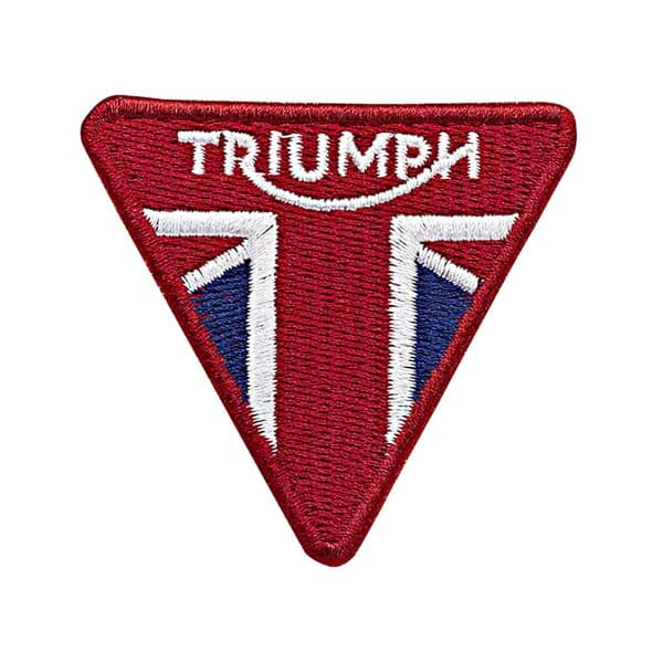 Bild von Triumph - Triangle Flag Patch